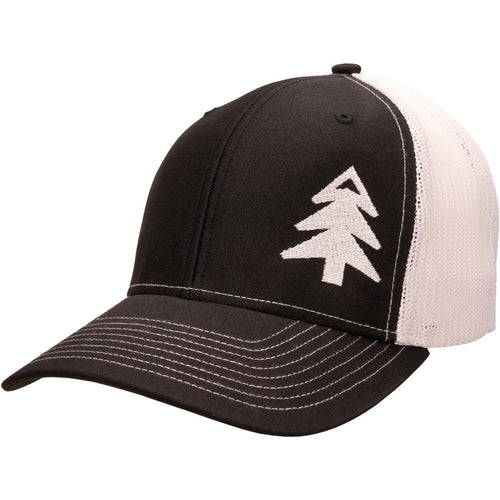 Black and White Richardson 112 Hat