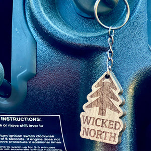Wicked Keychain