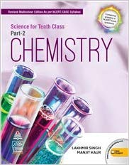 Science for Class 9 - Chemistry by Lakhmir Singh             (2020-2021 Examination) - bookmarshal.com