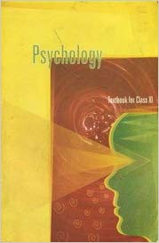 Psychology for Class - 11          2020      CBSE - bookmarshal.com