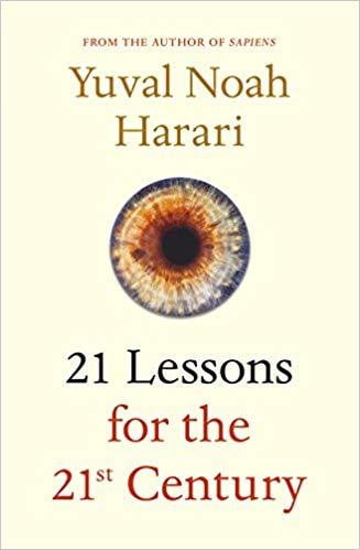 21 Lessons for the 21st Century - bookmarshal.com