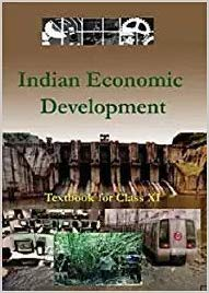 Indian Economic Development - 12          NCERT - bookmarshal.com