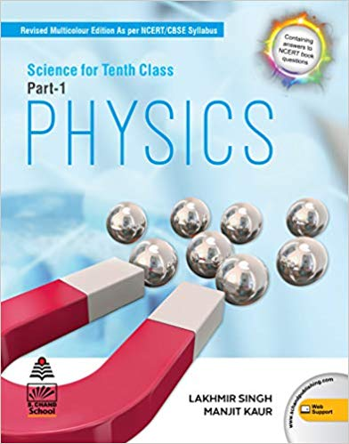 Science for Class 10 - Physics by Lakhmir Singh             (2020-2021 Examination) - bookmarshal.com