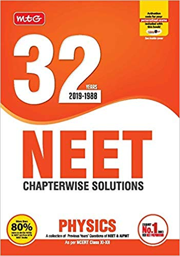 PHYSICS - 32 Years NEET Chapterwise Solutions                  (2019 - 2020) - bookmarshal.com