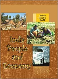 India People and Economy - Textbook in Geography for Class - 12            2019      CBSE - bookmarshal.com