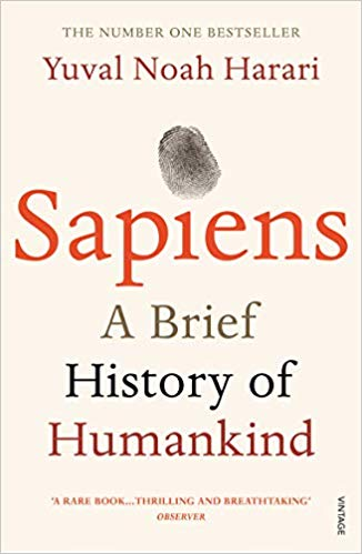 Sapiens: A Brief History of Humankind - bookmarshal.com