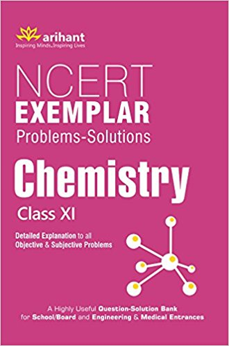 CBSE NCERT Exemplar Problems-Solutions CHEMISTRY class 11 for 2019 - 20 - bookmarshal.com