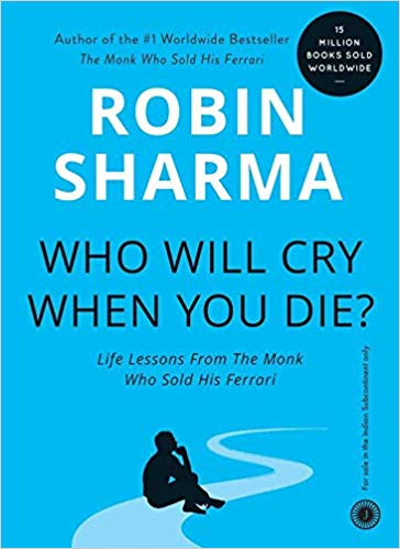 Who Will Cry When You Die? - bookmarshal.com