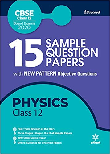 Arihant isucceed   - PHYSICS  with MCQs - 12                  (2019 - 2020) - bookmarshal.com