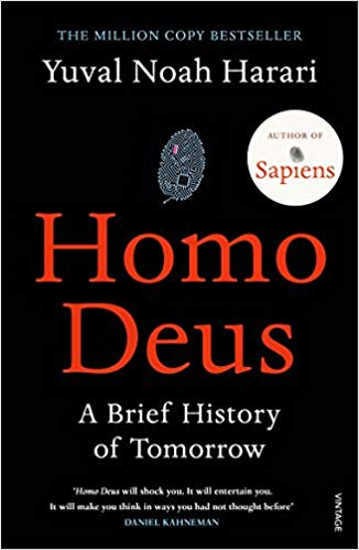 Homo Deus: A Brief History of Tomorrow - bookmarshal.com