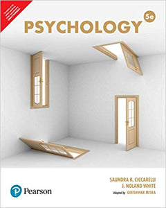 Psychology - Ciccarelli                    5th Edition - bookmarshal.com