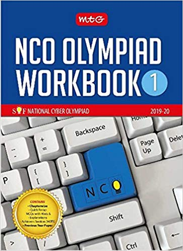 National Cyber Olympiad Work Book (NCO) - Class 1               (2019 - 2020) - bookmarshal.com