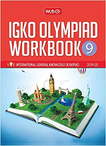 International General Knowledge Olympiad Work Book (IGKO)  - Class 9               (2019 - 2020) - bookmarshal.com