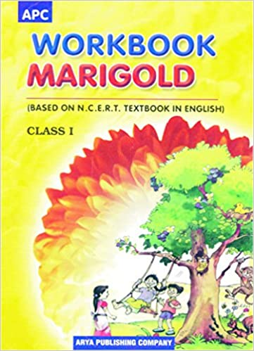 APC - Marigold (English) - 1st          WORKBOOK - 2020 (Based on NCERTs) - bookmarshal.com