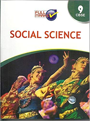 Full Marks -  SOCIAL SCIENCE - 9          (2019 - 2020)  CBSE - bookmarshal.com