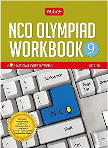 National Cyber Olympiad Work Book (NCO) - Class 9               (2019 - 2020) - bookmarshal.com