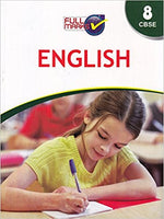 Full Marks -  ENGLISH - 8          (2020 - 2021)   CBSE - bookmarshal.com