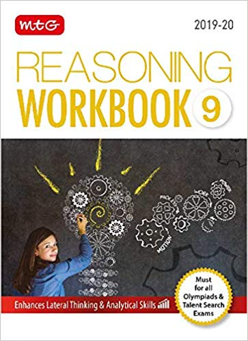 Olympiad Reasoning Work Book  - Class 9               (2019 - 2020) - bookmarshal.com
