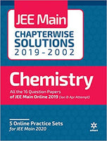 CHEMISTRY - 17 Years Chapterwise Solutions   JEE - MAIN   2020 - bookmarshal.com