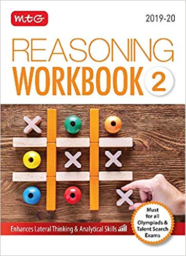 Olympiad Reasoning Work Book  - Class 2               (2019 - 2020) - bookmarshal.com