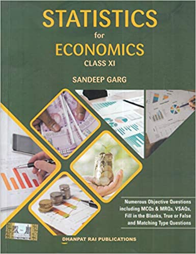 Statistics for Economics for Class -  11                  (2020 - 2021)