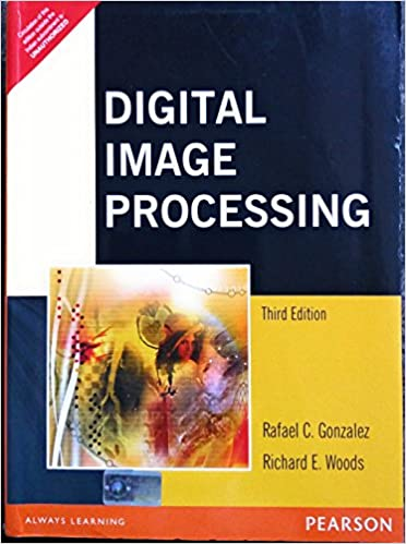 Old like New - Digital Image Processing- Third Edition - Pearson