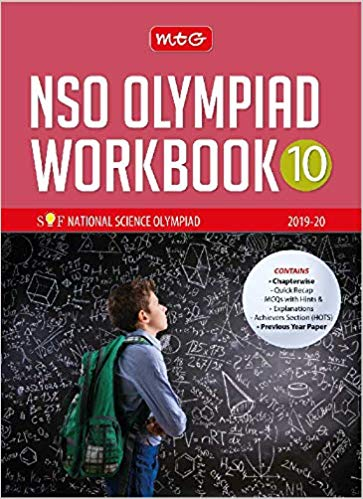 National Science Olympiad Work Book (NSO)  - Class 10               (2019 - 2020) - bookmarshal.com