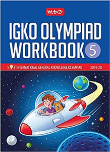 International General Knowledge Olympiad Work Book (IGKO) - Class 5               (2019 - 2020) - bookmarshal.com