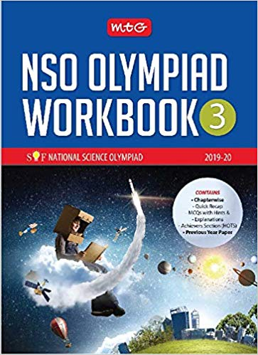 National Science Work Book (NSO) - Class 3               (2019 - 2020) - bookmarshal.com