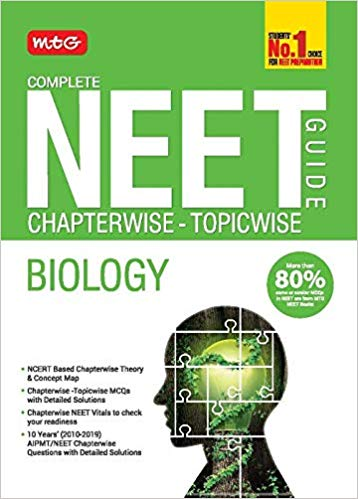 BIOLOGY - Complete NEET Guide                  (2019 - 2020) - bookmarshal.com