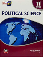 Full Marks -  POLITICAL SCIENCE  -  11            (2019 - 2020)    CBSE - bookmarshal.com