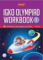 International General Knowledge Olympiad Work Book (IGKO) - Class 1               (2019 - 2020) - bookmarshal.com