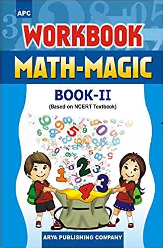 APC - Math-Magic (Maths) - 2nd          WORKBOOK - 2020 (Based on NCERTs) - bookmarshal.com