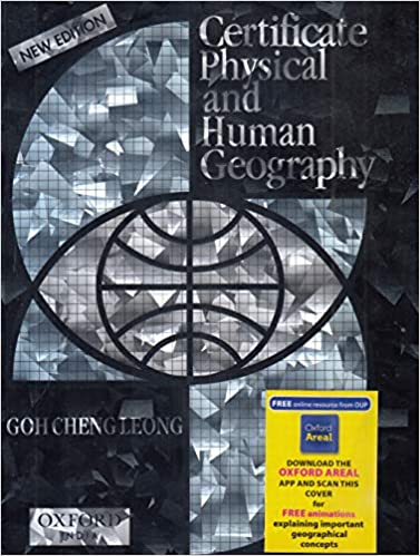 Certificate Physical And Human Geography; Indian Edition - GC Leong