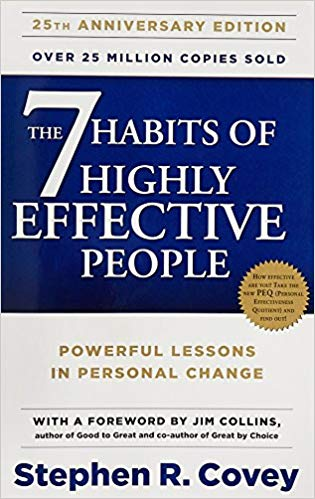 The 7 Habits of Highly Effective People - bookmarshal.com