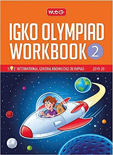 International General Knowledge Olympiad Work Book (IGKO) - Class 2               (2019 - 2020) - bookmarshal.com