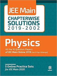 PHYSICS - 17 Years Chapterwise Solutions   JEE - MAIN   2020 - bookmarshal.com