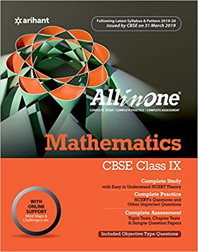All in One  - MATHEMATICS - 9                  (2019 - 2020) - bookmarshal.com