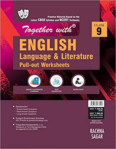 Together with  - ENGLISH (BEEHIVE , MOMENTS) pull out worksheets - 9                  (2019 - 2020) - bookmarshal.com
