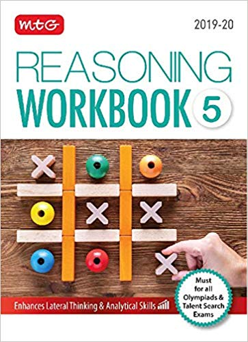 Olympiad Reasoning Work Book - Class 5               (2019 - 2020) - bookmarshal.com