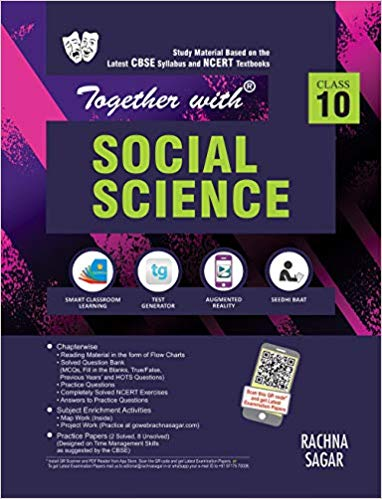 Together with  - SOCIAL SCIENCE study material - 10                  (2019 - 2020) - bookmarshal.com
