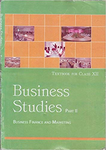 Business Studies Textbook Part -2 for Class - 12          2020      CBSE - bookmarshal.com