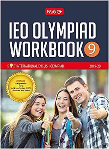 International English Olympiad Work Book (IEO)  - Class 9               (2019 - 2020) - bookmarshal.com