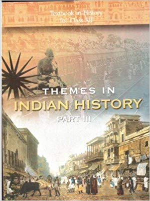 Themes In Indian History - Part III for Class -  12           2019      CBSE - bookmarshal.com