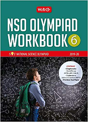 National Science Olympiad Work Book (NSO)  - Class 6               (2019 - 2020) - bookmarshal.com