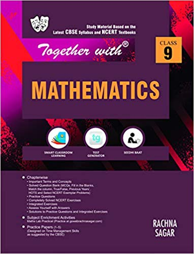 Together with  - MATHEMATICS study material - 9                  (2019 - 2020) - bookmarshal.com