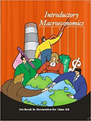 Introductory Macroeconomics - 12          NCERT - bookmarshal.com