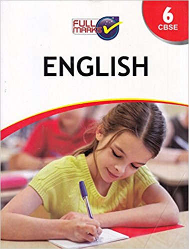 Full Marks - ENGLISH -  6                  (2020 - 2021)   CBSE - bookmarshal.com