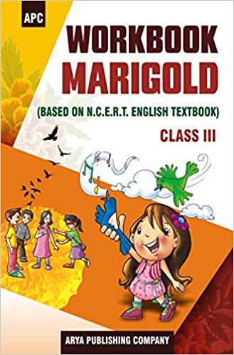 APC - Marigold (English) - 3rd          WORKBOOK - 2020 (Based on NCERTs) - bookmarshal.com