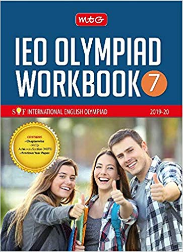 International English Olympiad Work Book (IEO)  - Class 7               (2019 - 2020) - bookmarshal.com